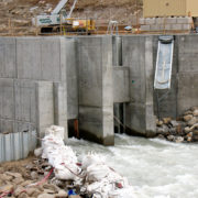 Bone Creek Hydro Dam
