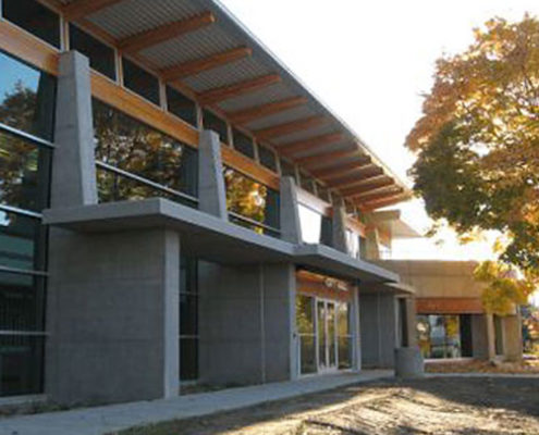 Salmon Arm Courthouse