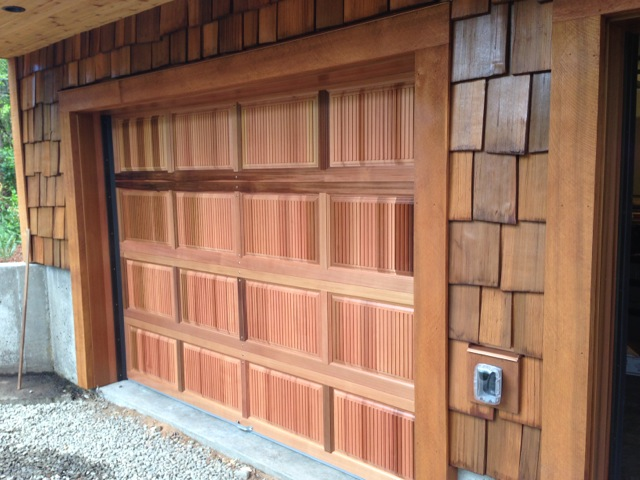 Residential Garage/Suite Construction on Vancouver Island by VVI Construction