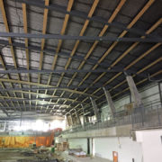 West Fraser Centre by VVI Construction