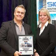 SICA Award of Excellence for Design and Construction